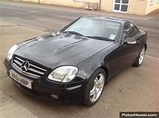 Used Mercedes Slk Cars For Sale With Pistonheads