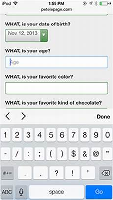 making forms fabulous with html5 html5 rocks