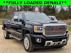 2019 gmc for sale new 2019 gmc 2500hd denali stock 39310 onyx black