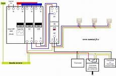 branchement thermostat chauffage electrique radiateur electrique 3 fils