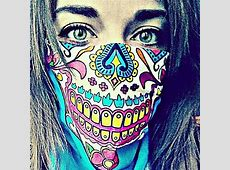 tube face mask bandana
