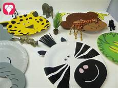 Tiere Selber Basteln - so kannst du tierische masken basteln balloonasblog