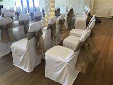 122 white wedding chair covers for sale great quality chair cover in shotts
