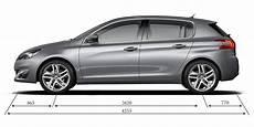 Peugeot 308 Hb Technical Information