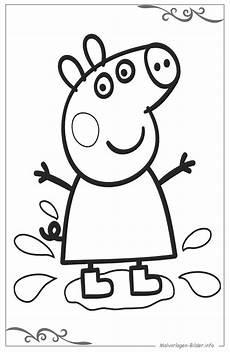 peppa wutz malvorlagen und ausmalbilder f 252 r kinder
