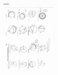 geometry worksheet inscribed angles 754 geometry unit 10 circle arcs central inscribed angles worksheet