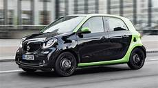 2016 Smart Forfour Electric Drive Drive And Design