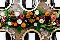 Herbst Tischdeko Im Natur Look 20 Puristische Tafel Zum