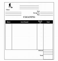free cleaning receipt template free 9 service receipt templates in free sles
