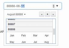 html html5 date input 6 digit year stack overflow