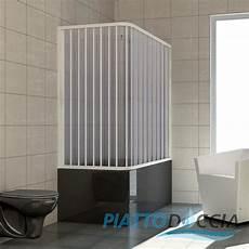 bastoni per tende vasca da bagno dusche badewannenaufsatz badewannen faltwand