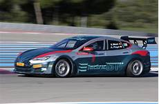 Electric Gt Tesla Model S P100dl Race Series Explained