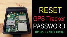 pwd fail gps tracker gps tracker change reset admin password youtube