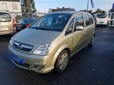 Le Bon Coin Auto Occasion Paca Opel Meriva Cozot Voiture