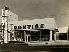 Pontiac Used Car Dealerships pontiac dealership 1930s 1940s if only dealerships