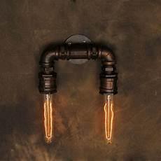 buy edison bulb industrial pipe style art loft wall light bazaargadgets com