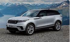 Range Rover Velar Confidence In A Handsome Package