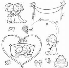Malvorlagen Hochzeit Italienisch Kostenlose Malvorlage Hochzeit Und Liebe Kostenlose