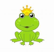Ausmalbild Frosch Mit Krone Frosch Krone Stock Abbildung Illustration Krone
