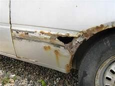 how to repair a rust in your car gold eagle co