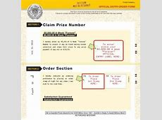 california lottery past winning numbers