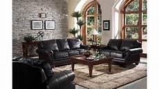 living room ideas with black sofa youtube