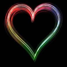 Neon Heartbeat Wallpaper neon hearts wallpapers wallpaper cave