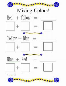 secondary colors worksheets 12813 room 104 primary colors and rainbows