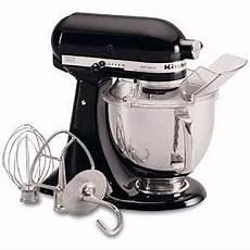 kitchenaid ksm150psob 5 quart artisan series stand mixer