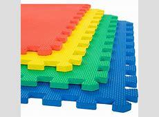 Foam Mat Floor Tiles, Interlocking EVA Foam Padding by