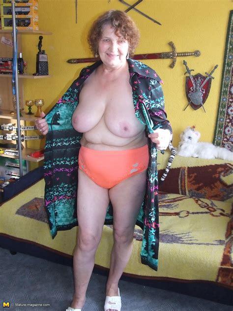 Margret Naked