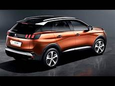 Peugeot Suv 3008 2017 Peugeot 3008 Suv Interior Exterior And Drive