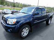 car repair manuals online free 2006 toyota tacoma engine control sell used 2006 tacoma access cab 4 0l v6 6 speed manual 4x4 trd sport blue 1 owner video in
