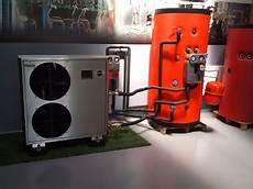 chauffage climatisation pompe a chaleur air eau