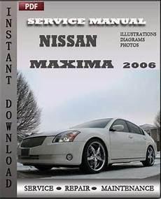 service repair manual free download 2006 nissan maxima lane departure warning nissan maxima 2006 service manual download repair service manual pdf