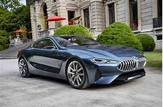 exclusive bmw 8 series concept quick automobile magazine