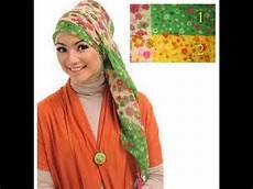 Kreasi Jilbab Pesta Ala Citra Kirana Style