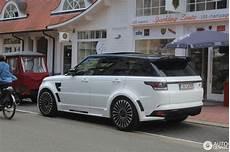 Land Rover Mansory Range Rover Sport Svr 18 November