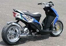 Modifikasi Mio Adventure by Modifikasi Mio Terbaru 2020 Simple Thailook Sporty