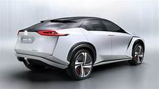 nissan electric crossover due in 2020 closely follows imx