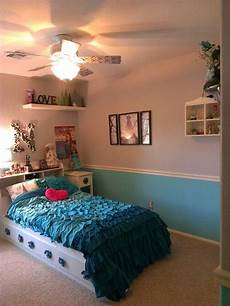 my daughter s tiffany blue silver paris theme new bedroom makeover valspar nautical paint