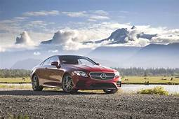 2018 Mercedes Benz E Class Coupe First Drive Review A