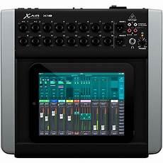 Behringer X Air X18 Digital Desktop Mixer Music123