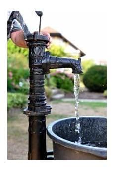 pompe a eau pour puit artesien forer un puits soi m 234 me dans jardin la technique pas