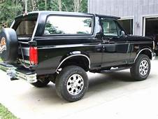 Buy Used 1996 FORD BRONCO EDDIE BAUER In Augusta Michigan