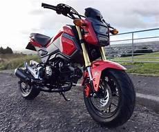 test ride honda msx125 2016 we buy any bike