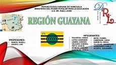 simbolos naturales de la region guayana region guayana