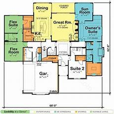 house plans with dual master suites ranch style house plans with 2 master suites plougonver com
