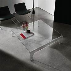 table basse design en verre table basse design carr 233 e en verre frog sovet 174 4 pieds
