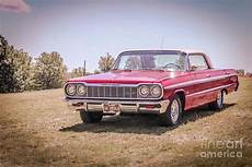chevrolet impala 64 photograph by m photography